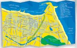 cartina brasile escursioni