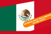 Offerte solo ritorno Messico novembre 2017. Ultimi posti!