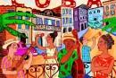 Festa dei 500 anni Havana Cuba