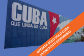 Prenota prima Cuba a maggio !