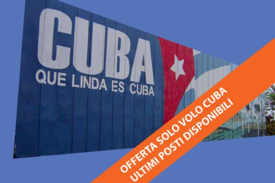 Last minute Cuba