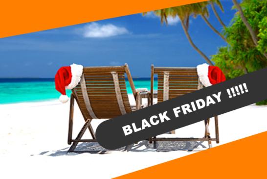 Offerte per il BLACK FRIDAY 2017 di Cubacom!!!