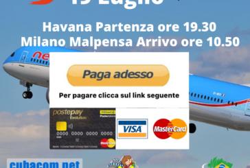 Havana Milano clicca paga adesso