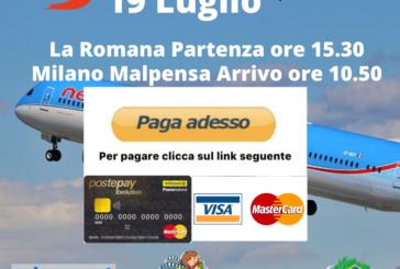 La Romana Milano clicca paga adesso