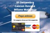 Cancun Havana Milano 01/09