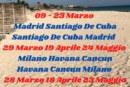 Voli diretti Cuba Messico e Santo Domingo